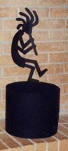 Kokopelli Planter